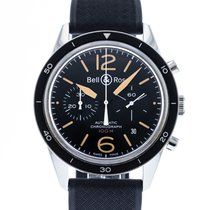 Bell & Ross Vintage Heritage Chronograph 2010 pre-owned