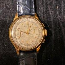 Rolex Oro amarillo Automático Blanco 30 mmmm usados Chronograph