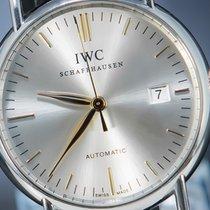 IWC Portofino Automatic Otel 39mm Argint Fara cifre
