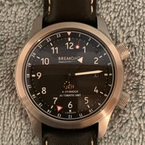 Bremont MB MBIII-BK-OR 2018 pre-owned