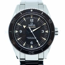 Omega pre-owned Automatic 41mm Black Sapphire crystal 30 ATM