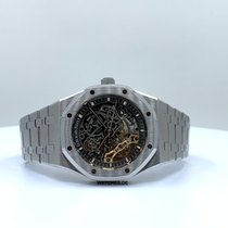 Audemars Piguet Steel 41mm Automatic 15407ST.OO.1220ST.01 pre-owned
