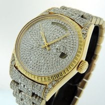 Rolex Day-Date 36 Yellow gold 36mm Gold No numerals United States of America, California, Los Angeles