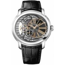 Audemars Piguet Millenary 4101 Steel 47mm Grey Roman numerals United States of America, Pennsylvania, Holland