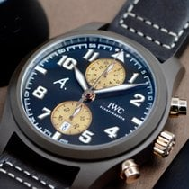 IWC Pilot Chronograph Ceramic 46mm Brown United States of America, Texas, Houston