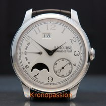 F.P.Journe Octa Platinum 40mm Silver Arabic numerals United States of America, Florida, Boca Raton