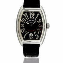Franck Muller Steel 48mm Automatic 8002 SC pre-owned