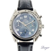 Omega Speedmaster automatic chronograph MOP Dial