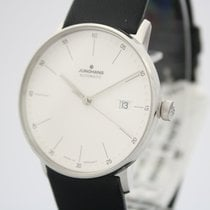 Junghans FORM A Steel 39mm Silver
