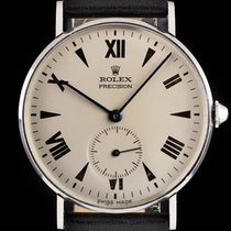 Rolex Precision Vintage Steel