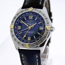 Breitling Antares World GMT