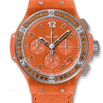 Hublot Big Bang Tutti Frutti neu 2020 Automatik Uhr mit Original-Box und Original-Papieren 341.XO.2770.NR.1206