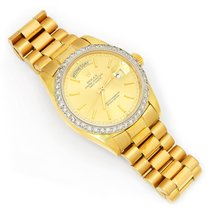 Rolex Men's Rolex President Day-Date 18K Yellow Gold '79 18038...