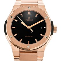 Hublot Watch Classic Fusion 548.OX.1180.OX