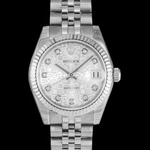 Rolex Lady-Datejust new White gold