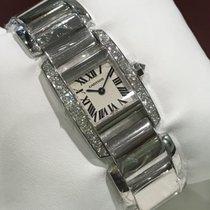 Cartier nuovo Quarzo Oro bianco