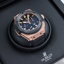 Hublot King Power Rose gold 48mm Black United States of America, Florida, Aventura