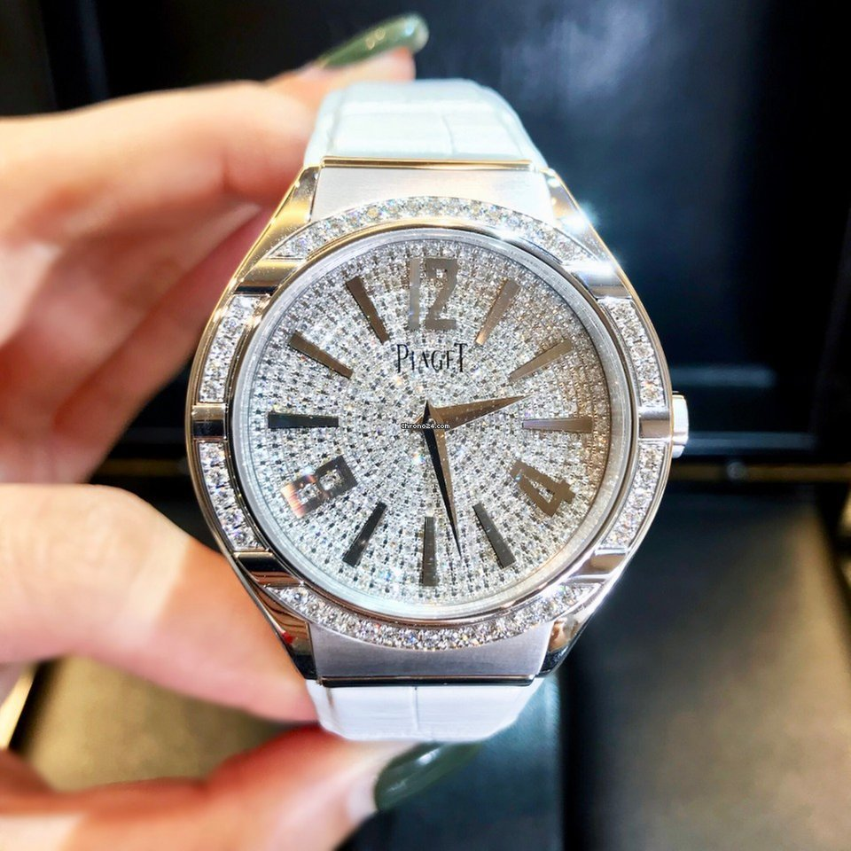 8bf6ed238f0 Piaget Polo White gold - all prices for Piaget Polo White gold watches on  Chrono24