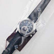 Patek Philippe 5960P Platinum Annual Calendar - Blue -...