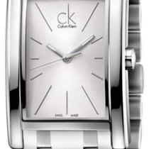 ck Calvin Klein Stål 30mm Kvarts K4P21146 ny