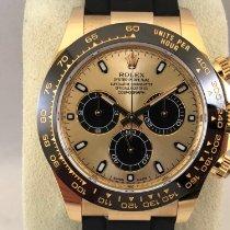 Rolex Daytona nieuw 40mm Geelgoud
