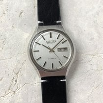 Citizen 36mm Automatic 1970 pre-owned Silver