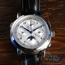 A. Lange & Söhne Platinum Manual winding 41.9mm pre-owned 1815