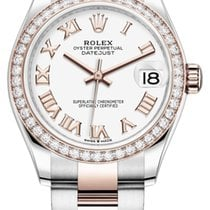 Rolex Lady-Datejust Gold/Steel 31mm White United States of America, New York, Airmont