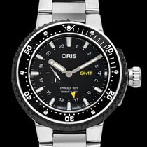 Oris ProDiver GMT Titanium Black United States of America, California, San Mateo
