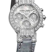 Harry Winston new Chronograph 32mm Sapphire Glass