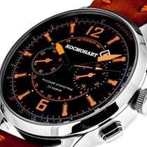 Poljot 3133/06331168 Poljot Time Model Cosmonaut Chronograph 2018 nov