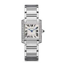 Cartier Tank Française new 2019 Quartz Watch with original box and original papers W4TA0009