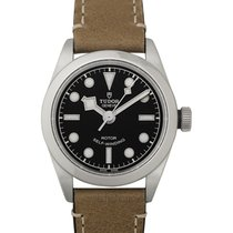 Tudor Black Bay 32 Steel 32mm Black United States of America, California, San Mateo