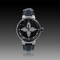 Louis Vuitton Céramique 34mm Quartz q13m3 occasion
