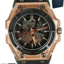 Linde Werdelin Or rose 46mm Remontage automatique SL.GB occasion