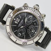 Cartier Pasha Seatimer 2995 pre-owned