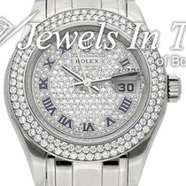 Rolex Lady-Datejust Pearlmaster White gold 29mm United States of America, Florida, 33431