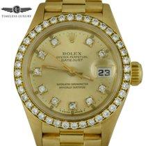 Rolex Lady-Datejust 69178 1989 occasion