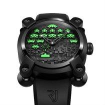 Romain Jerome new PVD/DLC coating 46mm