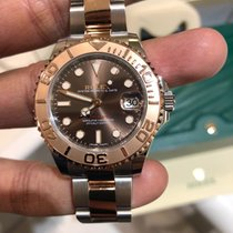Rolex Yacht-Master 37 Gold/Steel 37mm United States of America, California, Placentia