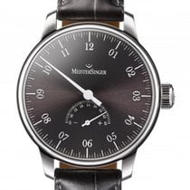 Meistersinger Unomatik Steel 43mm Grey