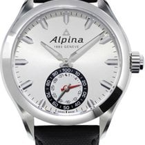 Alpina Geneve Horological Smartwatch AL-285S5AQ6 Herrenarmband...