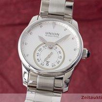 Union Glashütte Seris Stahl Automatik Damenuhr D004.228.11.031.00