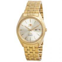 Orient Reloj ORIENT TRISTAR FAB0000FC automatico UNISEX gold
