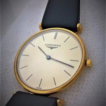 Longines La Grande Classique, serviced thin model