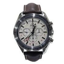 Omega Broad Arrow GMT Co-Axial Chronograph Ref. 3581.30.00