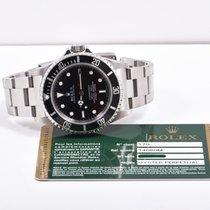 Rolex Submariner (No Date) 4 Lines RRR 14060M