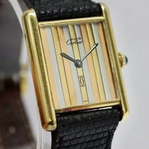 Cartier Tank (submodel) 1980 pre-owned