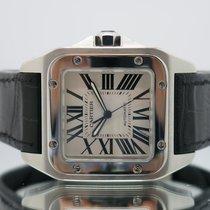 Cartier Santos 100 with Box