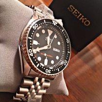 Seiko Diver SKX007 with jubilee bracelet -NEW-